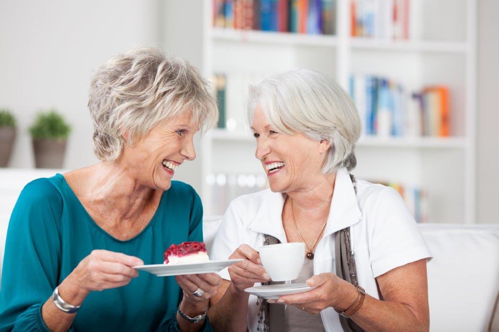 Senior Ladies Coffee Sept 2015