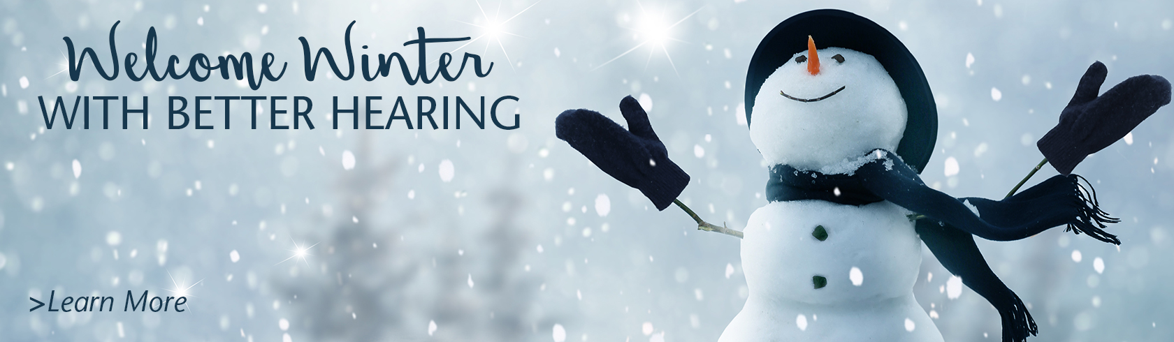 Welcome Winter Slider